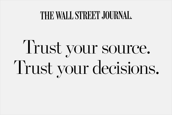 The Wall Street Journal & Breaking News, Business, Financial and ...