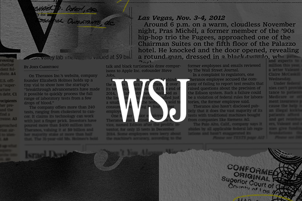 The Wall Street Journal & Breaking News, Business, Financial and